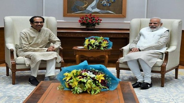 Uddhav Thackeray Meets PM Modi, Says Nobody Need F