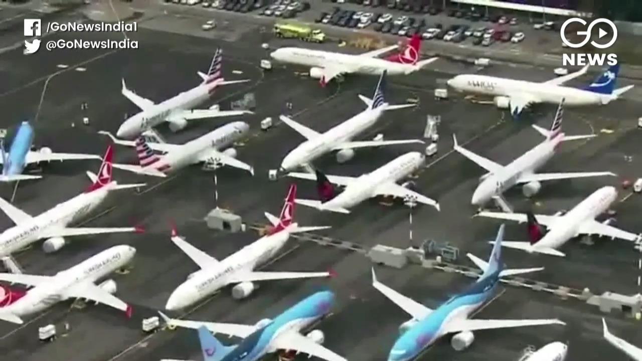 Boeing Fires CEO Dennis Muilenburg Over 737 MAX De