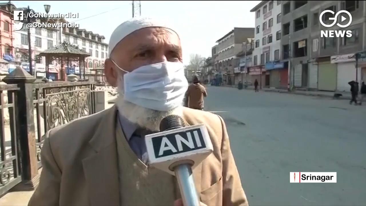 Srinagar Doctor Says Lockdown Due To COVID-19 Trou
