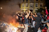 40 U.S. cities under curfew, military deployments