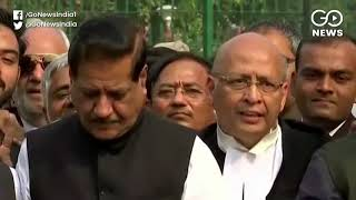 Abhishek Manu Singhvi: Welcome SC's Ruling On Maha
