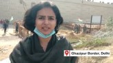 Ground Report From Ghazipur Border: Farmers Say Go