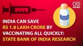 India Can Save Rs 1.8 Lakh crore by Vaccinating Al