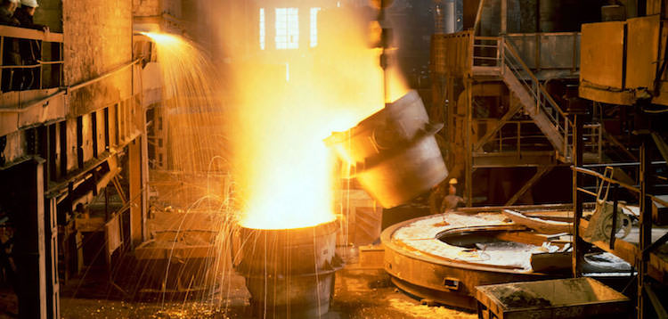 Contraction In Industrial Output Worrisome, Compan