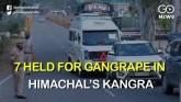 Seven Held For Gangrape In Himachal's Kangra