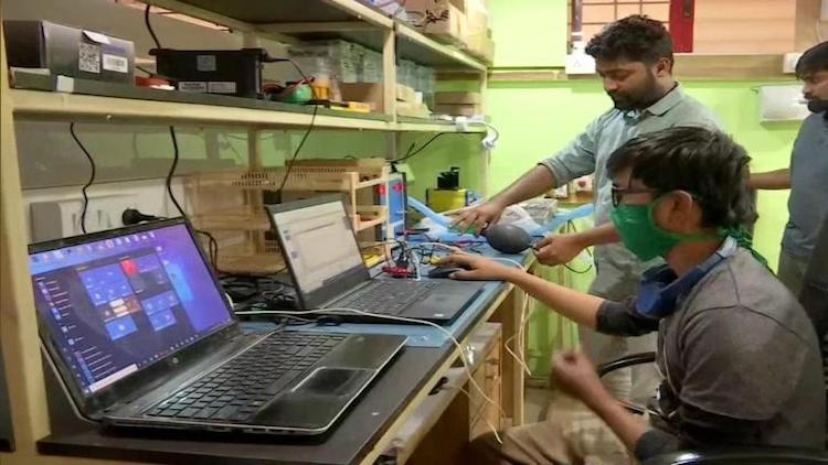 Pune Start-Up Readies Affordable Ventilators Amid