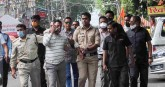 Just before reaching court, UP police encounters G