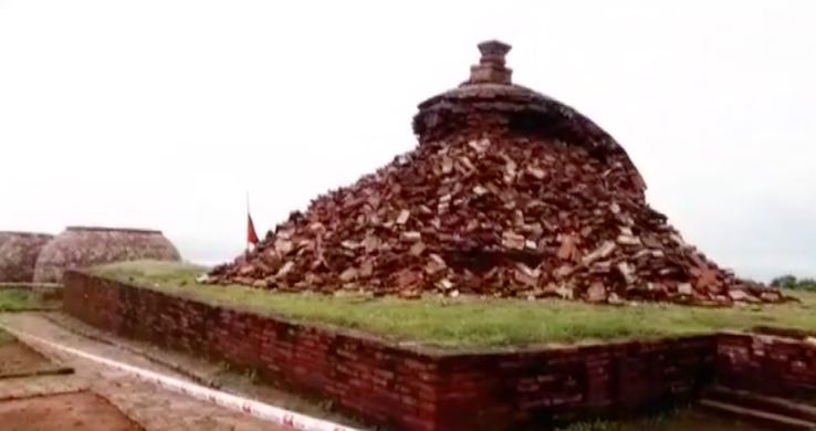 Visakhapatnam: A part of the famous Buddhist Mahas