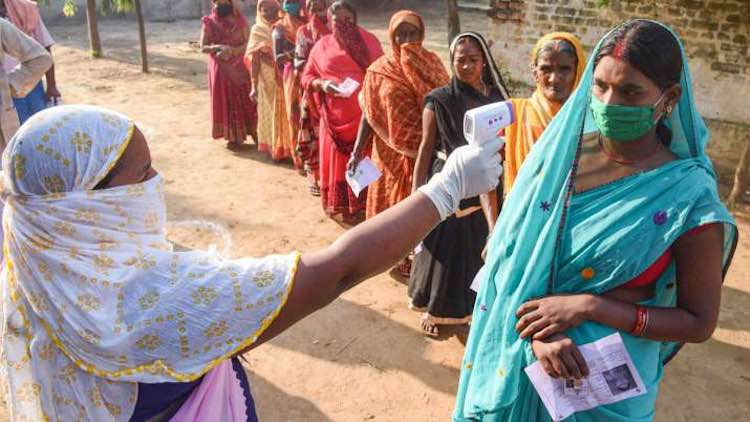 Bihar Election: Voting For First Phase Begins; 18.