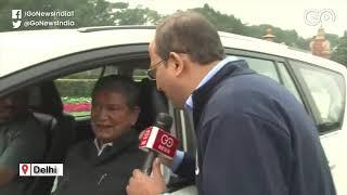 Delhi Riots: Congress Delegation Presents Memorand