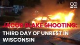 Jacob Blake Shooting: Third Day Of Unrest In Wisco