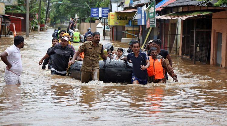 Kerala Faces Flood Fury After Incessant Rain, At L