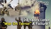 9/11 Attacks 20 Years Later: War On Terror Failed