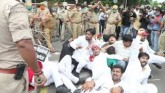 NEET-JEE Exam: SP Activists Lathi-charged During P