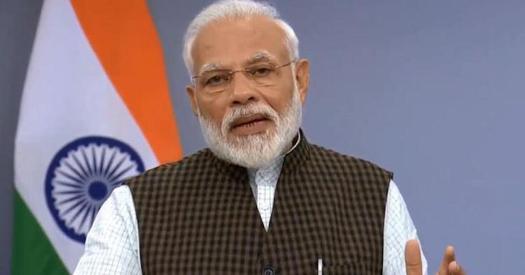 PM Modi appealed for Janata curfew, said - On Sund