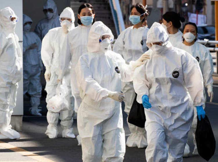 51 corona patients in South Korea regain positive