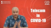 Profit in Pandemic: Telecom sector on boom