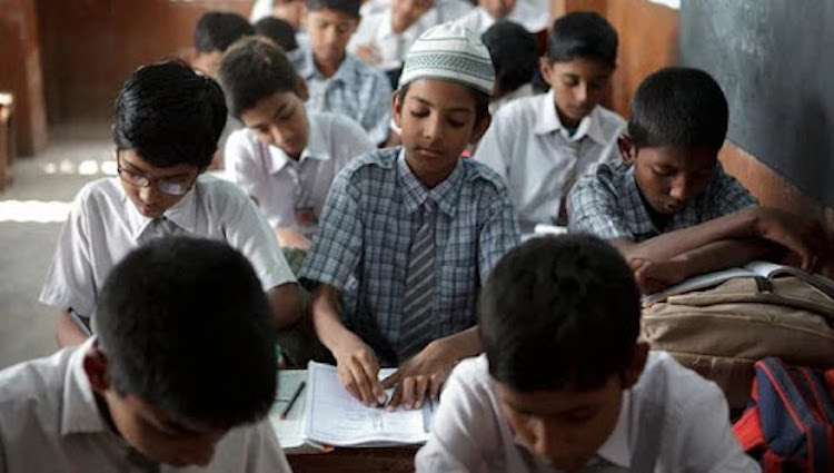 More dropout among Muslim children, see the list o