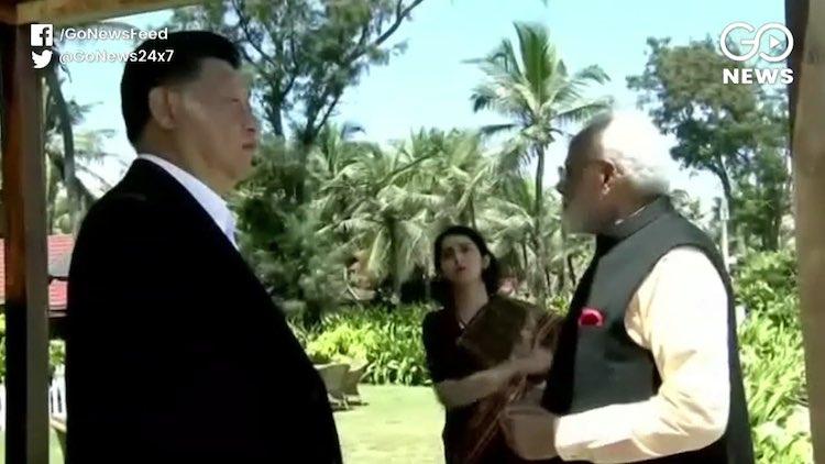 Modi, Xi Jinping Commit To Bolster Trade Ties