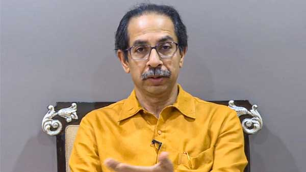 Maharashtra CM Uddhav Thackeray Lashes Out At BJP
