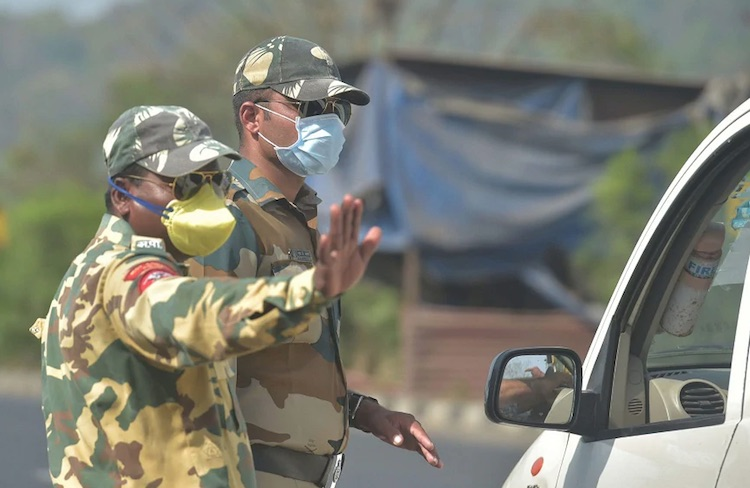 18 CAPF personnel died due to COVID-19 in June, to