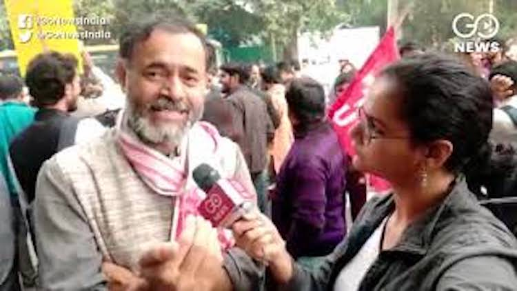 Fee Hike Issue Goes Beyond JNU: Yogendra Yadav