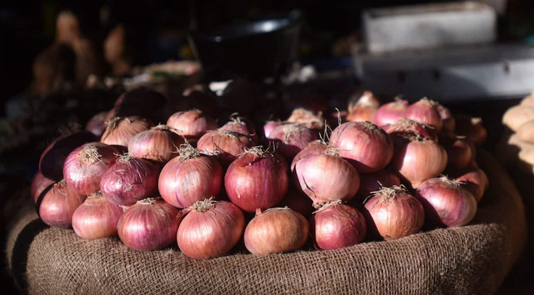 Onion Export Banned Again: Huge Decline In Exports
