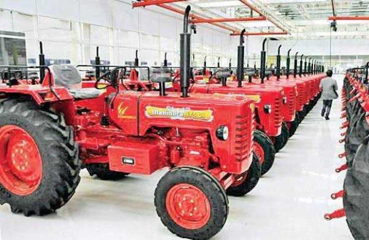 Tractor Sales Record Huge Spike During Lockdown De