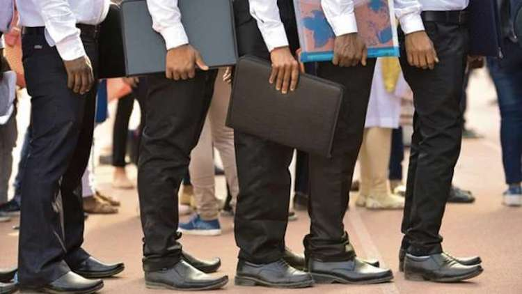 1.89 Crore Salaried Indians Lost Jobs Since April: