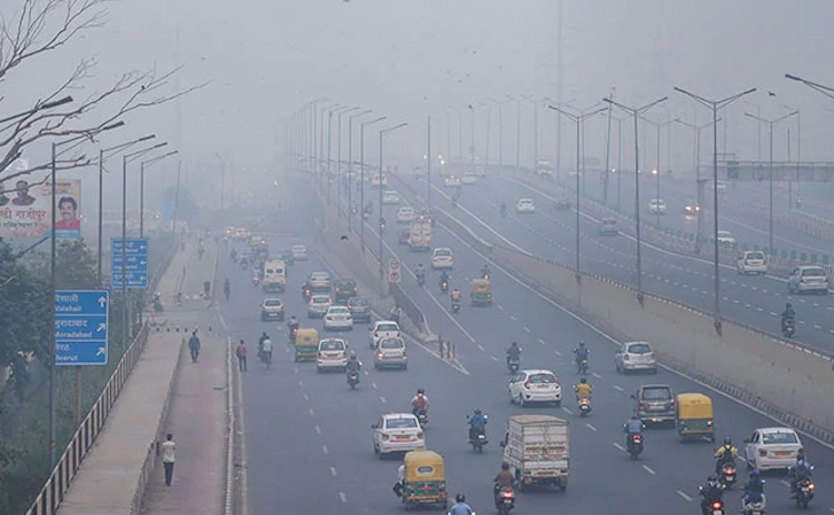 Delhi-NCR Air Continues To Deteriorate, AQI Crosse