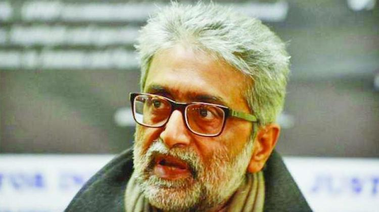 Gautam Navlakha sent to NIA custody till 22 July