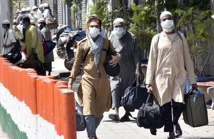 'Tablighi Jamaat Members Were Made Scapegoats': Bo