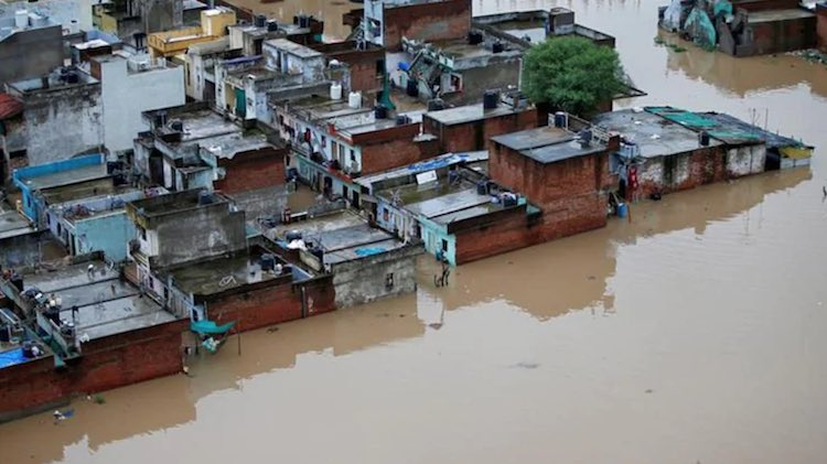 Rs 11,400 Crore Lost To Floods In 3 Years: Govt Da
