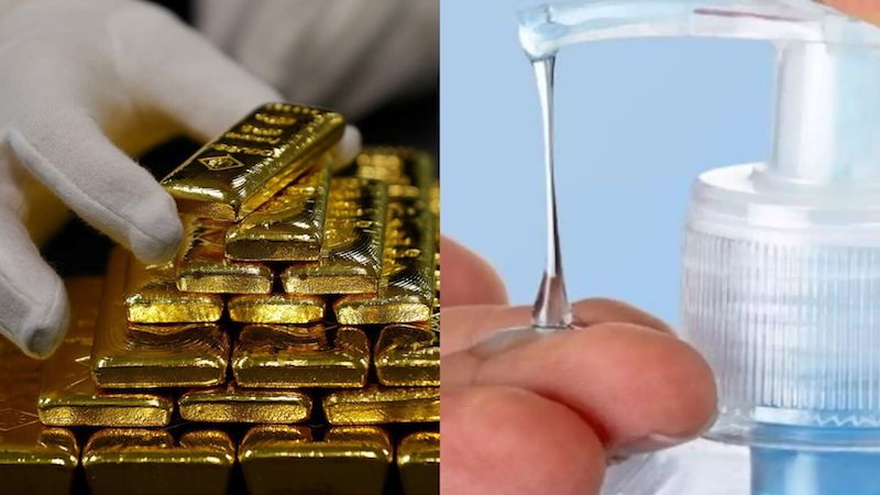 Why 3% Tax on Gold But 18% Tax on Hand Sanitiser?