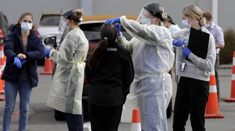 New Zealand Reports Coronavirus Cases After 102 Da